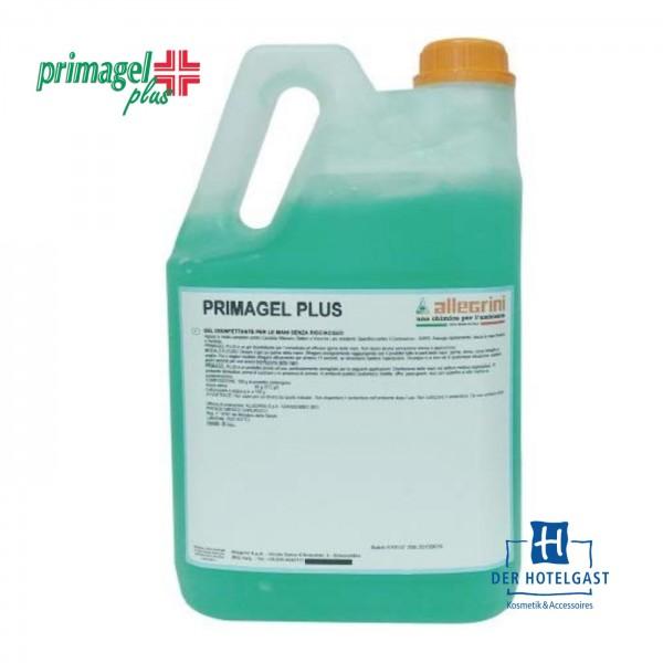 Hotel Desinfektion PrimaGel Plus 5 Liter Nachfüllkanister