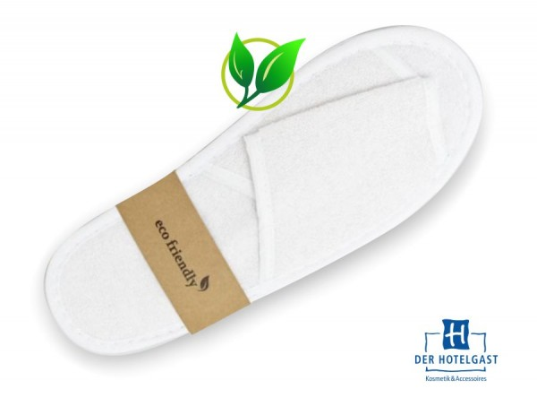 ECO Slipper »Nature-Comfort« offen