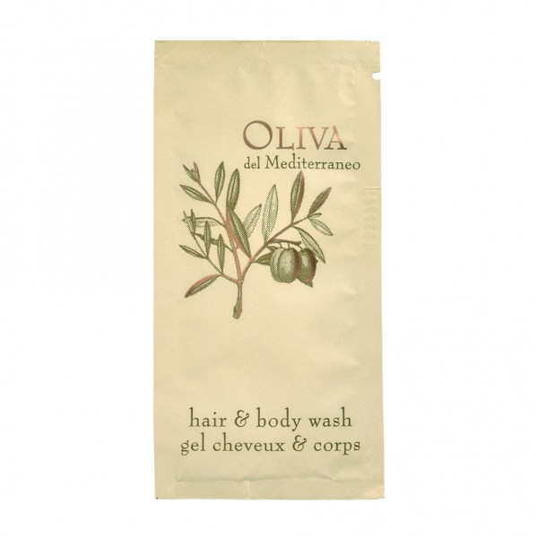 Body & Hair Shampoo 10ml im Sachet