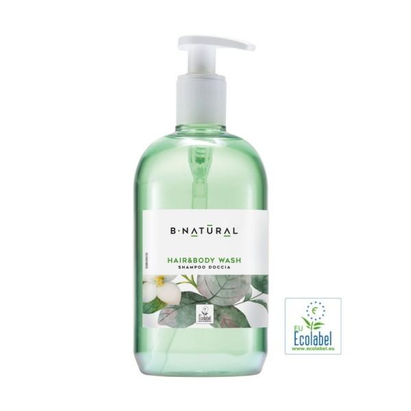 Hair & Body Shampoo 500 ml »B•NATURAL«