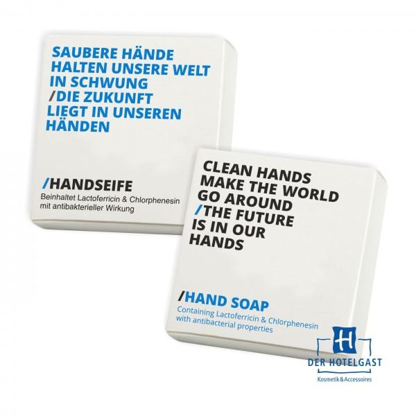 Hotel Handseife antibakteriell 20g in der Faltschachtel