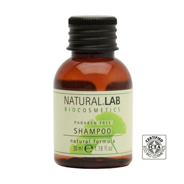 Shampoo 30 ml »NATURAL.LAB«