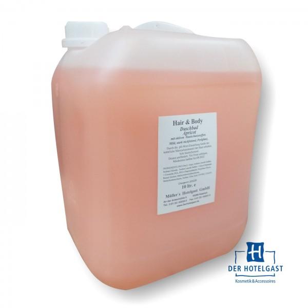 Cremeseife »Apricot« Hair&Body 10 Liter