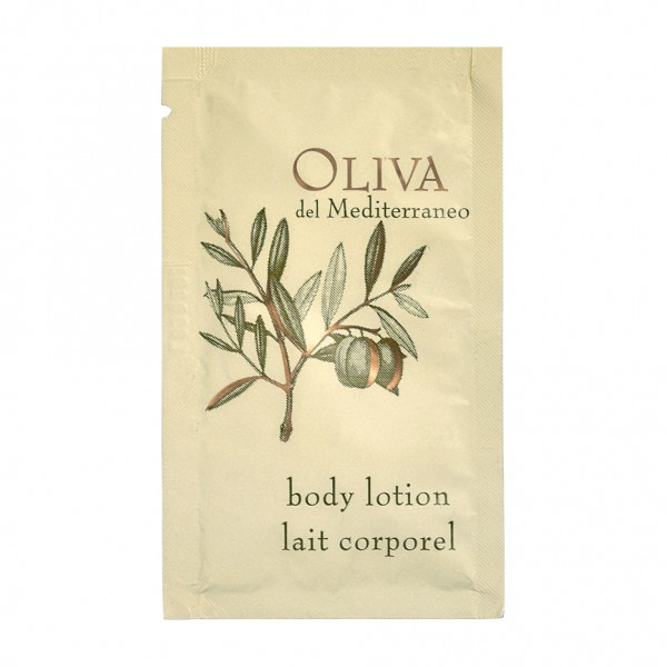OLIVA Body Lotion 10ml im Sachet