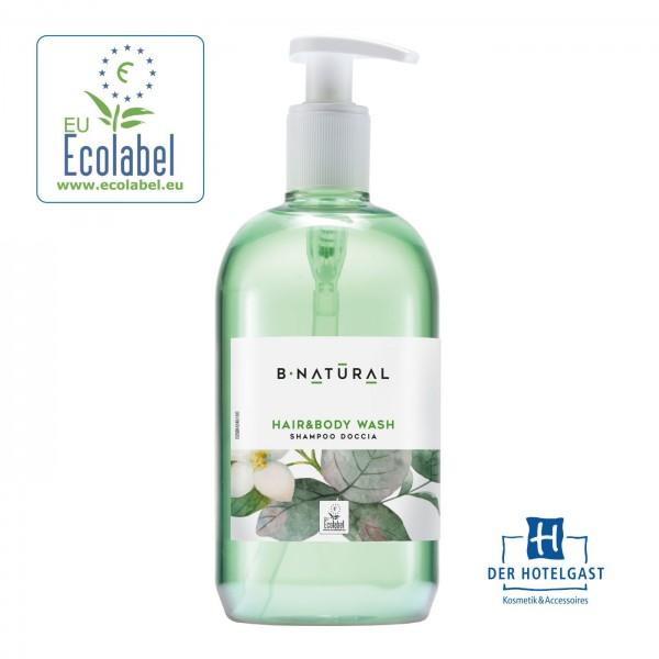 Hair & Body Shampoo 500ml »B•NATURAL«