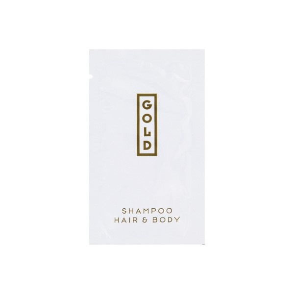 Hair & Body Shampoo 10ml Folienbeutel