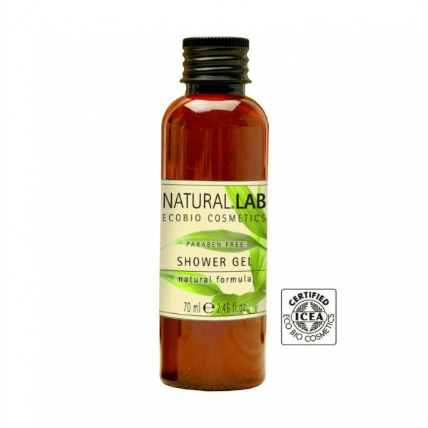 Duschgel 70ml »NATURAL.LAB«