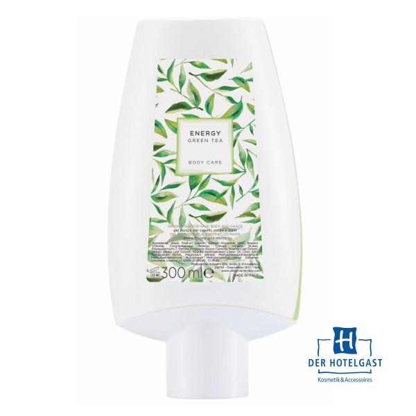 ENERGY Body Lotion 300ml Spenderflasche