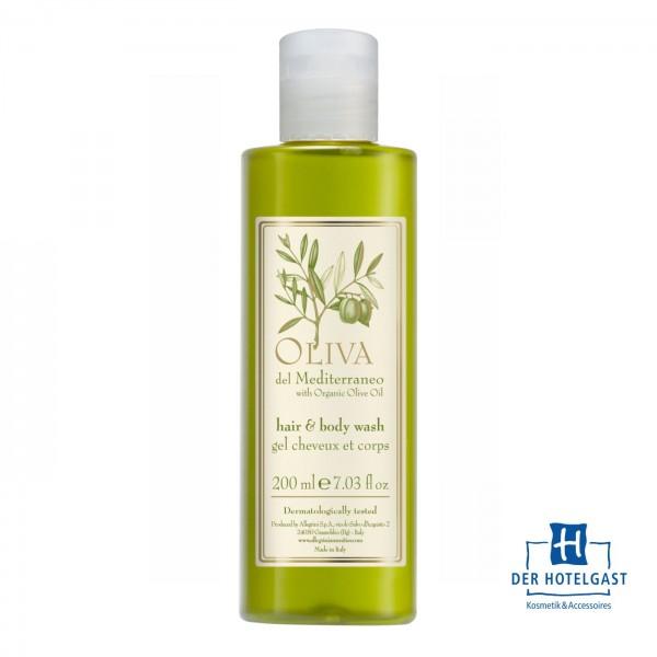 Hotel Body & Hair Shampoo 200ml im Flakon