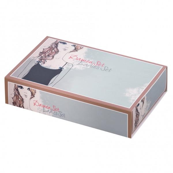 Diskrete Damen-Box