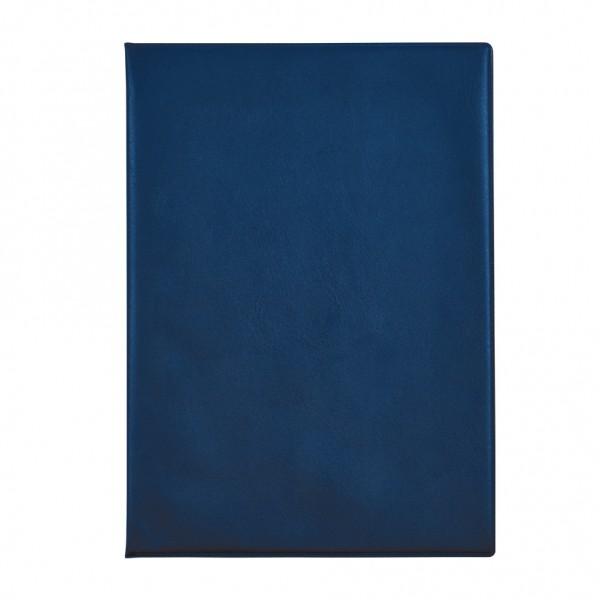 Schreibmappe Blau