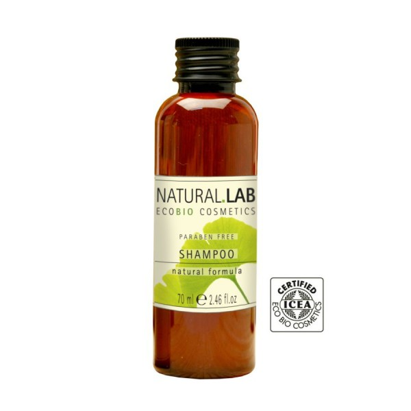 Shampoo 70 ml »NATURAL.LAB«