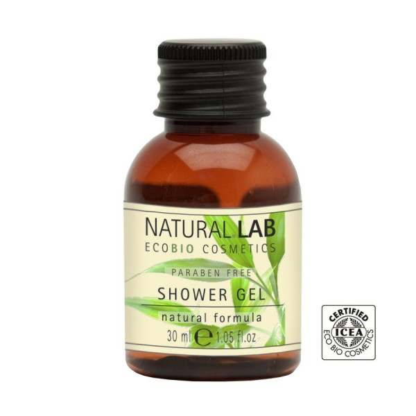 Duschgel 30ml »NATURAL.LAB«