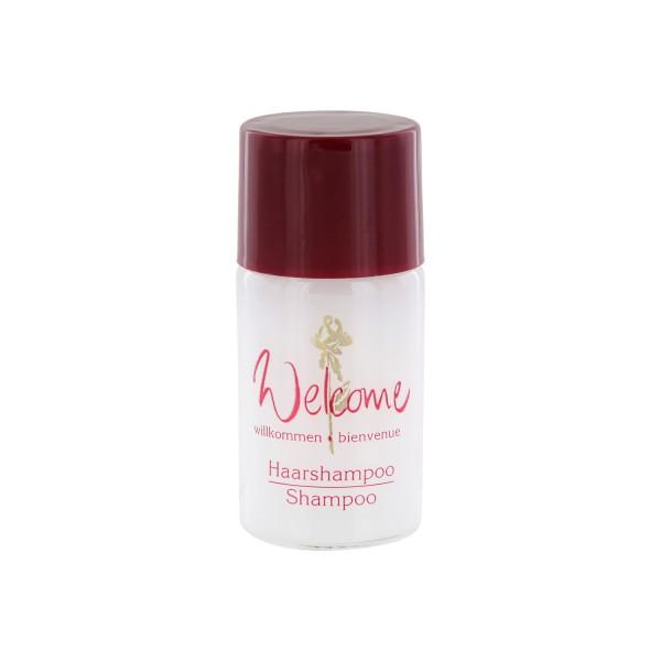 Haarshampoo 20 ml im Flakon