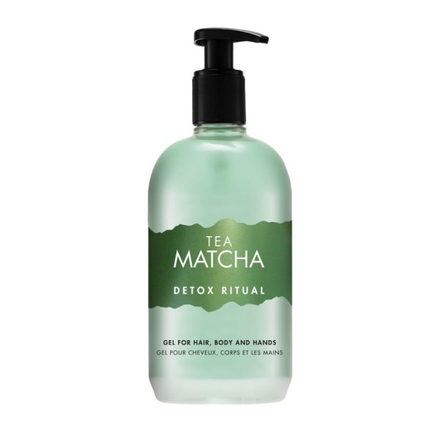 Hotel Seifenspender TEA MATCHA Detox Ritual Body Care 500 ml