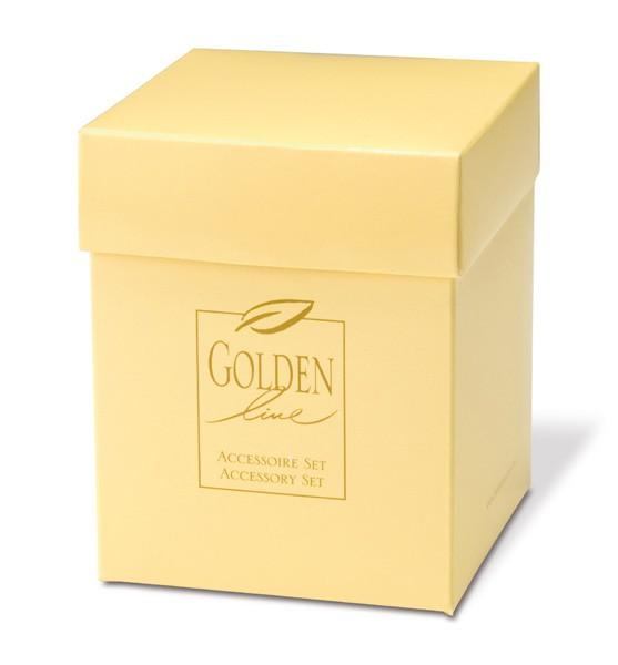 """Accessoire Set """"Golden Line"""""""