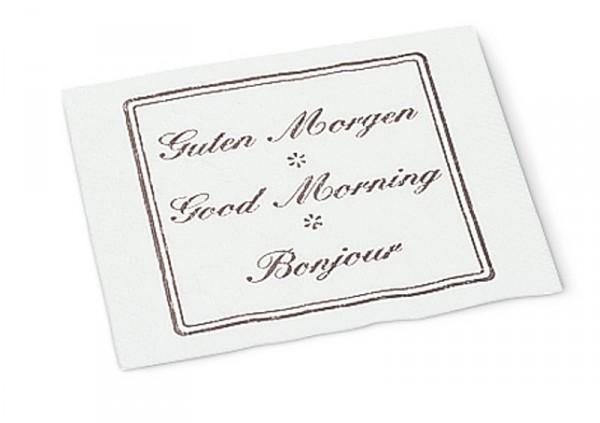 """Eierwärmer """"Guten Morgen"""""""