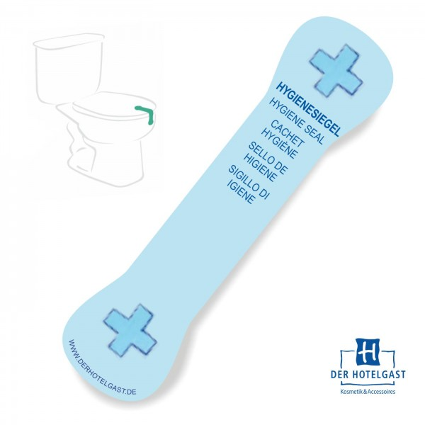 Hotel Hygienesiegel •fünfsprachig