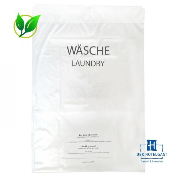 Hotel Wäschesack mit Kordelzug aus 25% Maissstärke