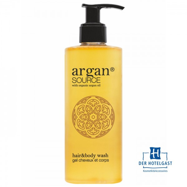 ARGAN Body&Hair 300ml Spenderflasche